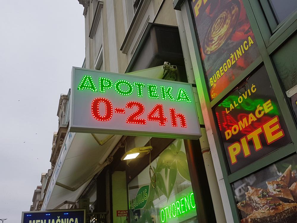 Izrada svetlećih dipleja Beograd